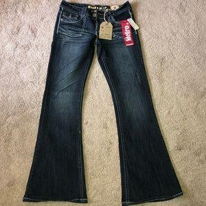 Hydraulic Jeans (Metro Flare) 11/12 R
